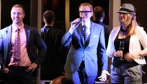 Kerne and Ortmann Kick Glass at Randall's Sommelier Showdown [PHOTOS]