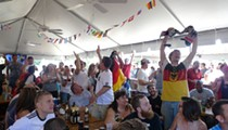 World Cuppage: Germany 4 - Argentina 0; A Blitzkrieg At the Amsterdam Tavern