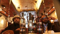 D'Bes Wine, from St. Lunatics Murphy Lee and Kyjuan, Officially Launches Tonight