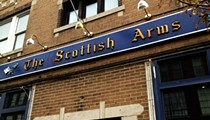 Happy Hour at the Scottish Arms: Walking in a Whiskey Wonderland