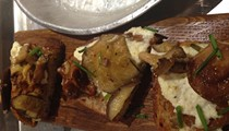 Guess Where I'm Eating This Mushroom Ricotta Toast and Win $25 to Candicci's [UPDATED]