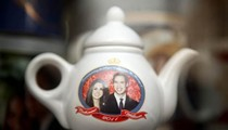 Royal Wedding Paaaaartay Begins at London Tea Room at 4 a.m. Sharp