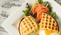 Brunch at Melt: Sweet and Savory Waffles Throughout the Week