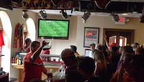 World Cuppage: Spain 1 - Netherlands 0; Campeónes at Guido's Pizzeria y Tapas