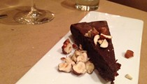 Guess Where I'm Eating This Chocolate Hazelnut Torte and Win $20 to Frida's Deli [UPDATED]