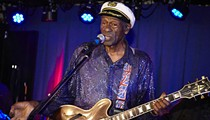Photos: Chuck Berry Last Night at Blueberry Hill, 10/9/13