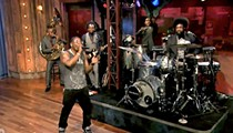 """Here is Nelly Performing """"Hot in Herre"""" with the Roots (Video)"""