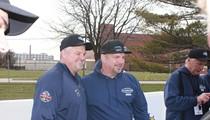 Garth Brooks & St. Louis Blues Team Up for Kids' Hockey: Photos