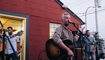 """Billy Bragg Performs Surprise Set at the Royale For Ferguson: """"Liberty and Justice for All!"""""""