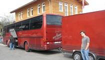 Earthworms European Tour Diary, Part One