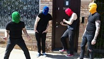 """Masked Intruder Sets Sights on the Firebird: """"St. Louis is Awesome"""""""