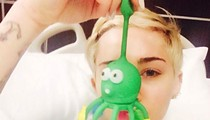 Hospitalized Miley Cyrus Cancels Tonight's Scottrade Show