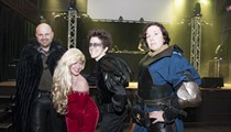 The Best Costumed Fans at Kristian Nairn's Rave of Thrones Party at Old Rock House