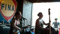 Sweat, Hot Food and Blazing Guitars: The Big Muddy Chili Cookoff in Photos