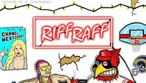 Check Out This Awesome Flyer for Riff Raff's Upcoming St. Louis Show