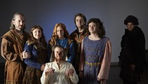 <i>Game of Thrones</i> Parody Is Chaotic -- and Very, Very Funny