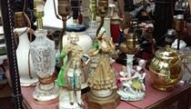 Row on Cherokee's Antique Row: Merchants Take on St. Louis Swap Meet
