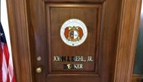 Speaker John Diehl Hides in His Office for Nine Hours, Then Denies He Had Sex With Intern