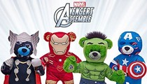 Avengers Disassemble: Parents Furious There's No Black Widow Bear at Build-a-Bear