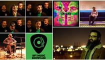 Experimental: Meet the 2015 RFT Music Award Nominees