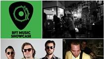 Rock: Meet the 2015 RFT Music Award Nominees