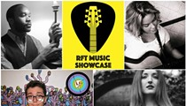 Singer-Songwriter: Meet the 2015 RFT Music Award Nominees