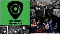 Metal: Meet the 2015 RFT Music Award Nominees