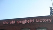 The Old Spaghetti Factory-Downtown