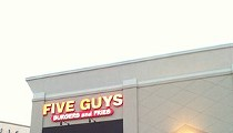 Five Guys Burgers and Fries-Galleria