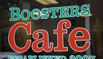 Booster's Cafe