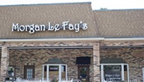 Morgan Le Fay's Tapas Bar and Martini Lounge
