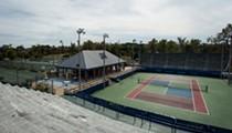 Dwight Davis Tennis Center