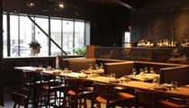 Elmwood Opens Tonight in Maplewood, Offering Coal-Fired Dining