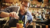 How Randolfi's Bartender Jeff Moll Lucked Into Cocktail Greatness