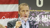 "Ad Mocks Eric Greitens for Calling Opponent a ""Weasel"" During Recorded Phone Call"