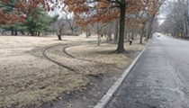 Some Jerk Stole a Wheelchair Van and Ripped Through Tower Grove Park