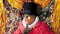 Meet the Mad Beader of Soulard Mardi Gras