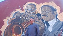 For Carondelet's Seventh Mural on Broadway, Clark Terry Was a Clear Pick