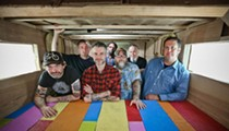 How Lucero Built Its Fan Base — One Venue at a Time