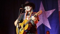 Willie Nelson Performed Beautifully at the Peabody on Saturday, Honoring the Late Merle Haggard