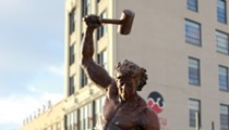 7 Unusual, But Cool, St. Louis Statues