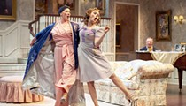 Two Great Performances Drive <i>Grey Gardens</i> at the Jewish Community Center