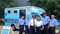St. Louis Police Department Aims to Protect and Serve You Ice Cream