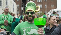 Your Drunk Ass Can Get a Free Lyft Home From Dogtown's St. Patrick's Day Party