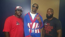 Snoop Dogg's St. Louis BBQ Bender Also Included BJ's Gul-licious Backyard BBQ