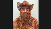 LouFest Hath Wrought a Bacon Statue of Country Star Chris Stapleton