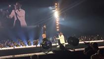Beyonce Arranges On-Stage Proposal for Backup Dancers During St. Louis Concert
