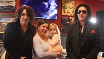 Paul Stanley of KISS Babysat My Daughter Yesterday