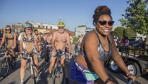 The World Naked Bike Ride Returns to the Grove on July 20
