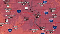 St. Louis Weather Smothering Under Brutal Heat Wave Until Next Week